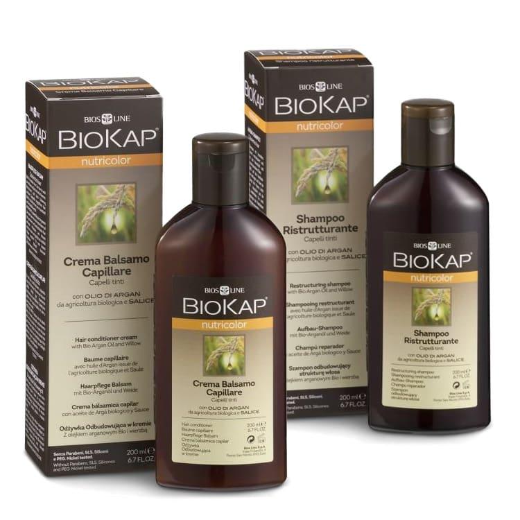 Biokap Shampoo und Conditioner Teaserbild